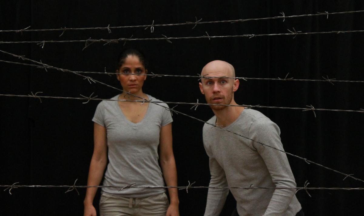 Alexandra Deglise-Umble and Les Rorick