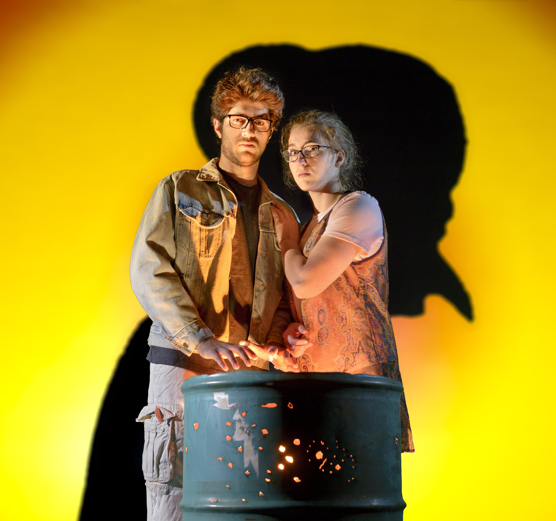 Mr. Burns, a post-electric play promotional photo