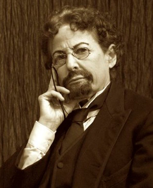Terry Glaser as Anton Chekhov
