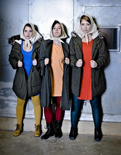 We Are Pussy Riot Promotional Photo