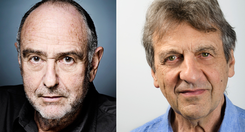 Claude-Michel Schönberg and Alain Boublil